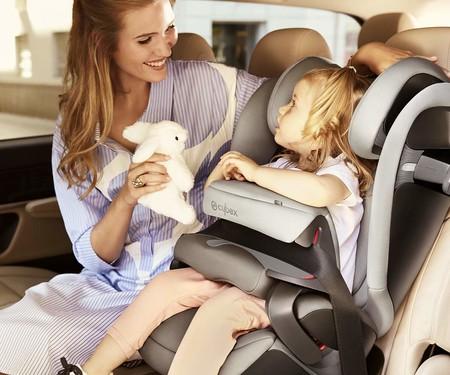 Oferta en Amazon en la  silla para coche Cybex Pallas S-Fix para grupos 1, 2 y 3: en color gold autumn cuesta 209,98 euros