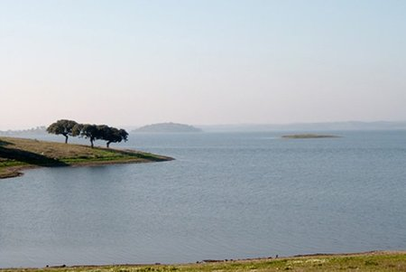 Lago Alqueva: el mayor lago de Europa