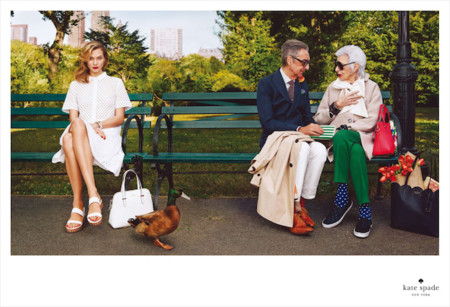 Kate Spade Spring Ad Campaign 2015 The Impression 021