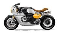 BMW R NineT, propuestas por Nicolas Petit