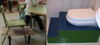 Niños con discapacidades en las escuelas públicas, carencia de medios para permitir una total integración