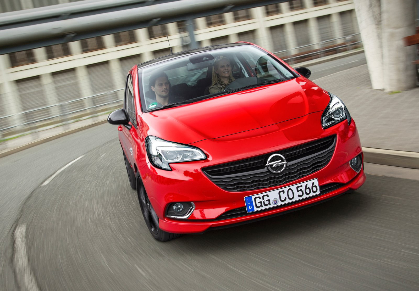 Foto de Opel Corsa (comparativa) (7/47)