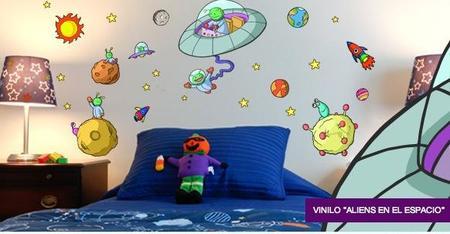 Originales vinilos infantiles de trip trap kids for Vinilos para ninos originales