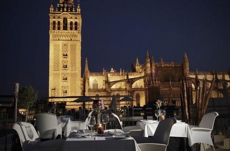La fusión perfecta entre el vanguardismo y el barroco se atribuye al Hotel EME de Sevilla