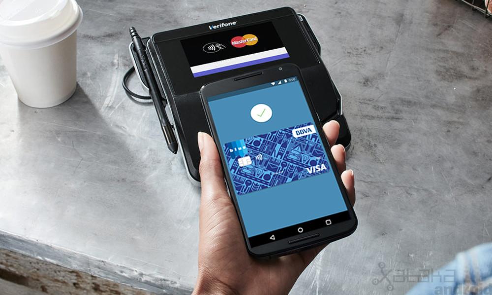 Android Pay Llega A España Cómo Funciona Bancos Tiendas Y Toda La