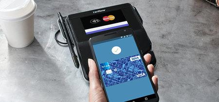 Android Pay llega a España: cómo funciona, bancos, tiendas y toda la información para pagar con tu móvil