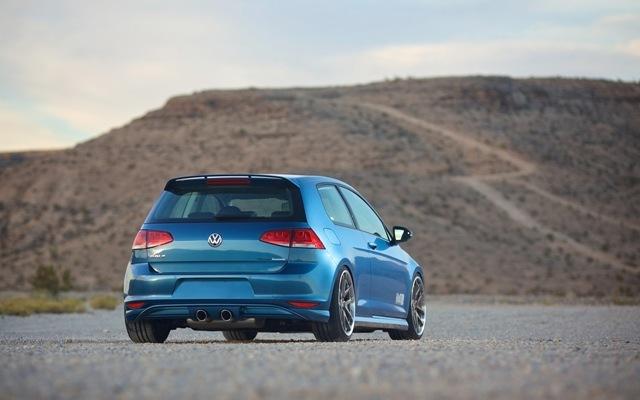 Foto de H&R Volkswagen Golf 2015 (8/10)