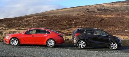 Opel Insignia Mokka Irlanda