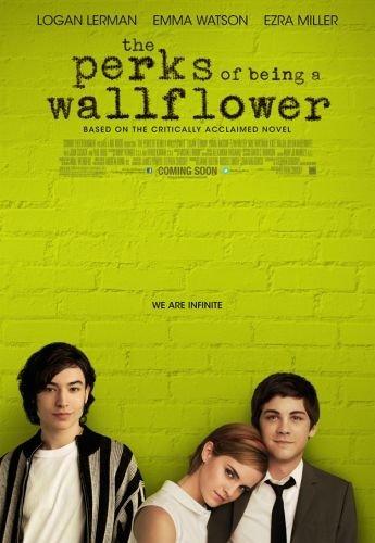 El cartel de The Perks of Being a Wallflower