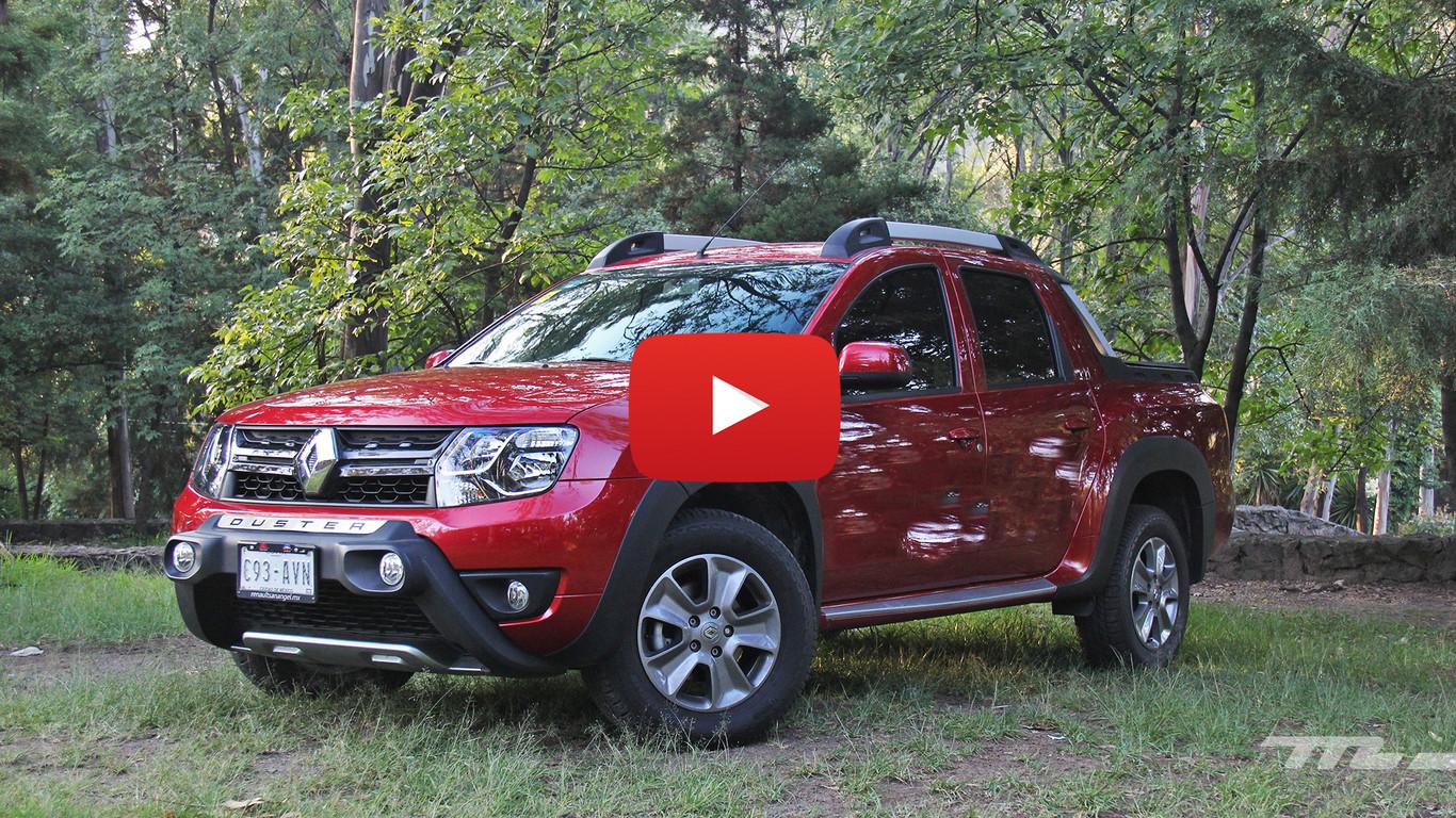 Renault Duster Oroch Videoprueba Una Pick Up Para La Ciudad