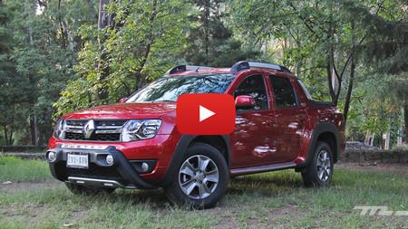 Renault Duster Oroch, videoprueba: Una pick-up para la ciudad