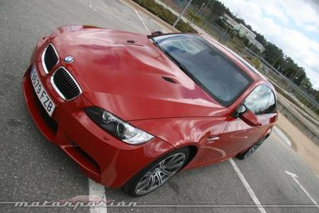 BMW M3, prueba (parte 2)