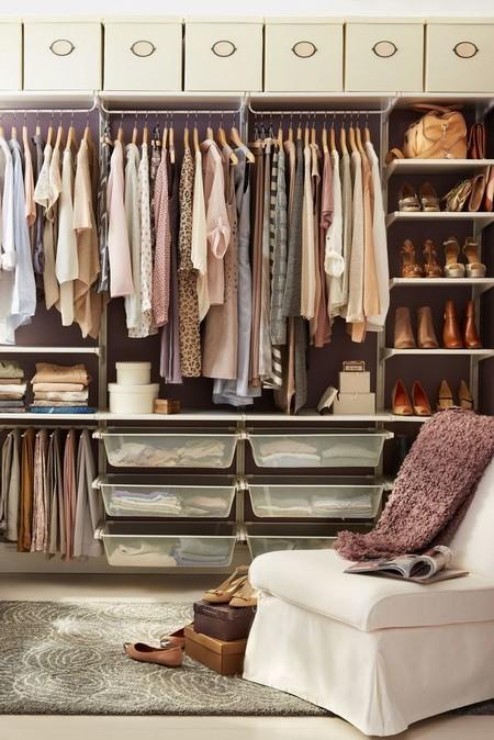 Cómo organizar el armario