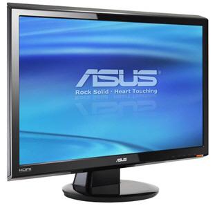 Asus VH, monitores para alta definición