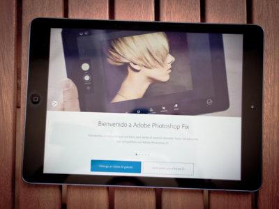 Adobe Photoshop Fix: probamos la versión móvil dedicada al retoque del famoso editor fotográfico