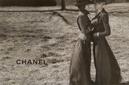 Chanel, campaña Otoño-Invierno 2009/2010