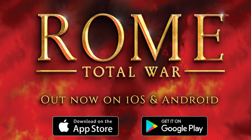 ROME: Total War comes to Android as an official