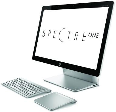 Hewlett Packard presenta el HP Spectre One y otros tres ordenadores de sobremesa todo en uno