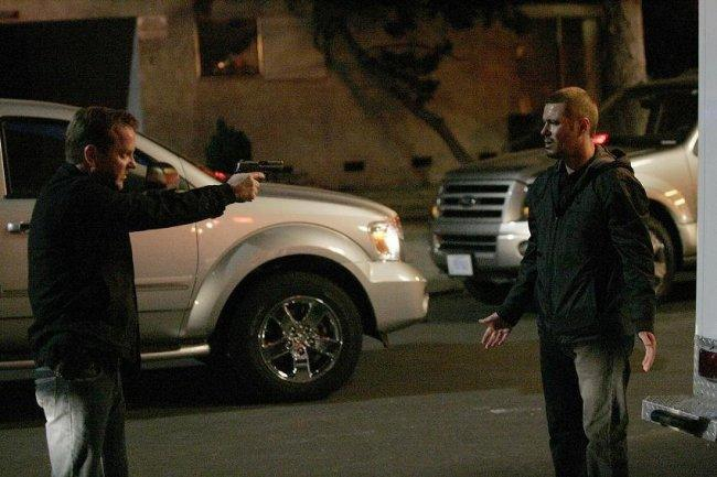 Jack Bauer y Tony Almeida