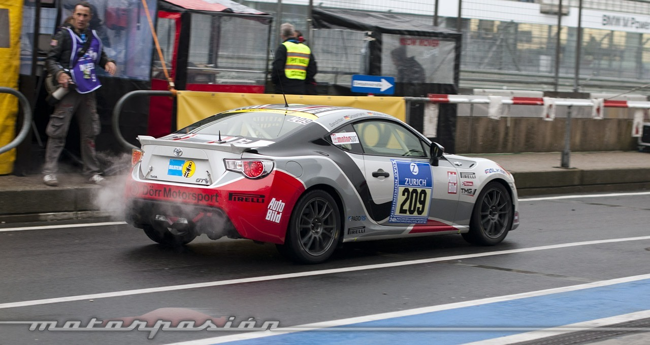 Foto de 24 horas de Nürburgring 2013 (1/228)