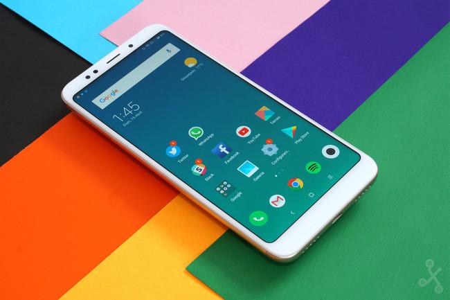 Xiaomi Redmi 5 Plus, análisis: a punto de convertirse en la nueva referencia para la gama media de 2018 en México