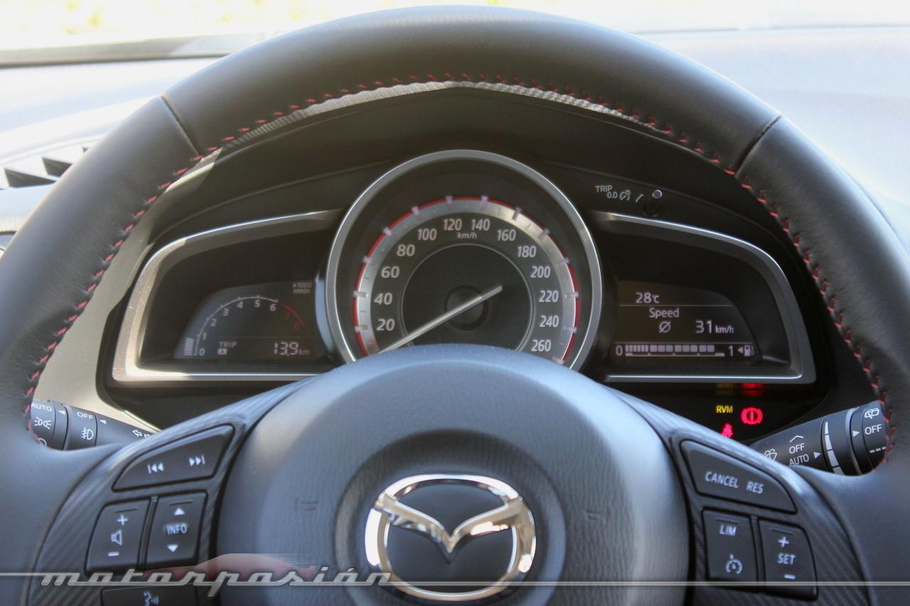 Foto de Mazda3 2013, presentación y prueba (41/61)