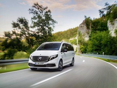 La Mercedes-Benz EQV se une a la era eléctrica con mejor autonomía que varios compactos