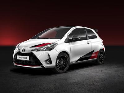 """¿Un Toyota Yaris """"GTI"""" con más de 210 hp? Sí, y quiere pelear con los ST, RS y GT"""