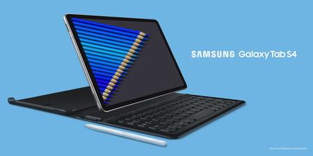 Samsung Galaxy Tab S4, la tableta con S PEN convertible en PC que no llega sola