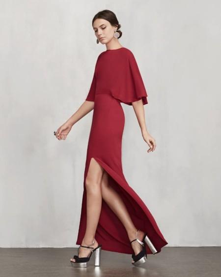 Vestido Rojo Reformation
