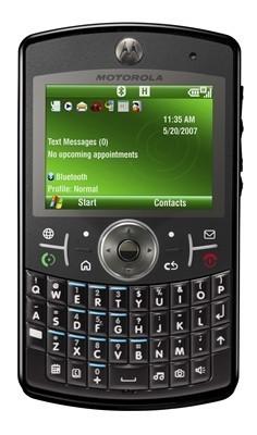 3GSM: Motorola MOTO Q q9 y MOTO Q gsm
