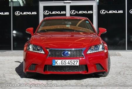 Lexus GS 450h, presentación y prueba en Alemania y Austria (parte 2)