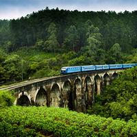 Los viajes en tren más bonitos del planeta (y con el escenario más increíble) se hacen en Sri Lanka