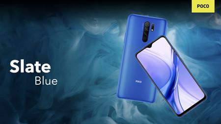 Poco M2 Color Azul
