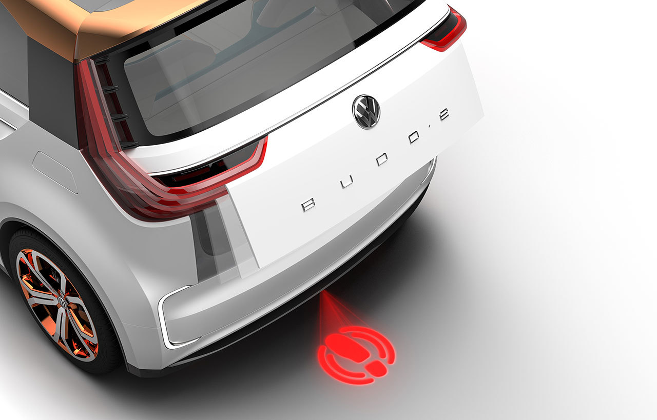 Foto de Volkswagen BUDD-e (3/24)