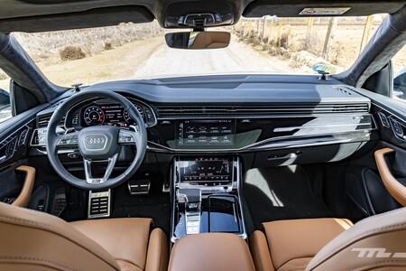Audi Rs Q8 2020 Prueba 034