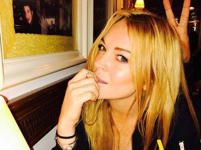 Lo de enseñar carnaza en Instagram es lo que se lleva: de Lindsay Lohan a  Chrissy Teigen pasando por Jaden Smith