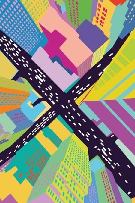 Un Londres de colores, por Yoni Alter