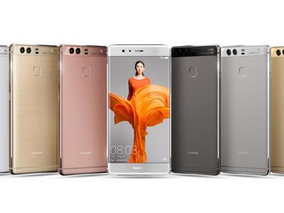 Huawei P9 y P9 Plus han vendido más de 10 millones de unidades a nivel mundial