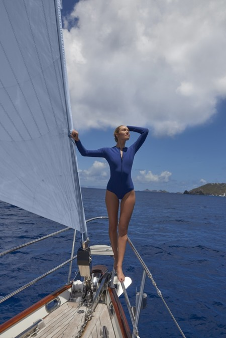 Candice Swanepoel X Biotherm Pr Picture Announcement 2