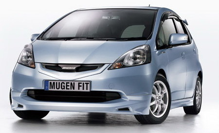 Honda Jazz por Mugen