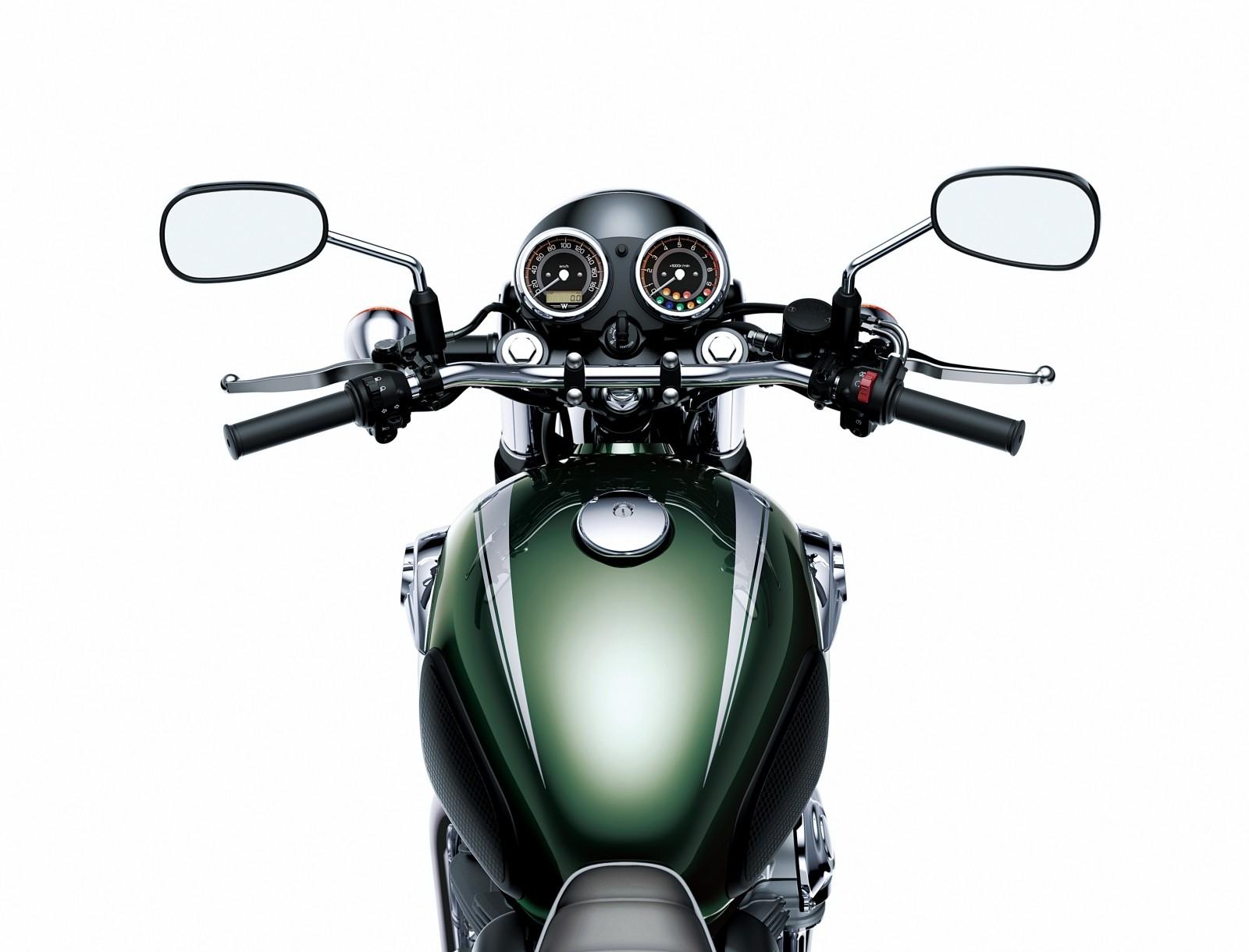 Foto de Kawasaki W800 2020 (37/48)