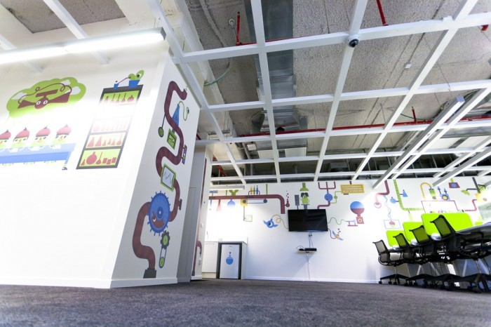 Foto de Las oficinas de eBay en Israel (8/17)