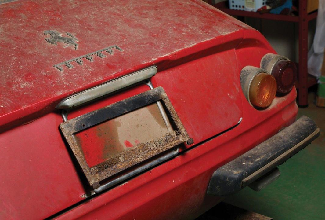 Foto de Ferrari 365 GB4/4 Daytona Berlinetta Alloy by Scaglietti (9/28)