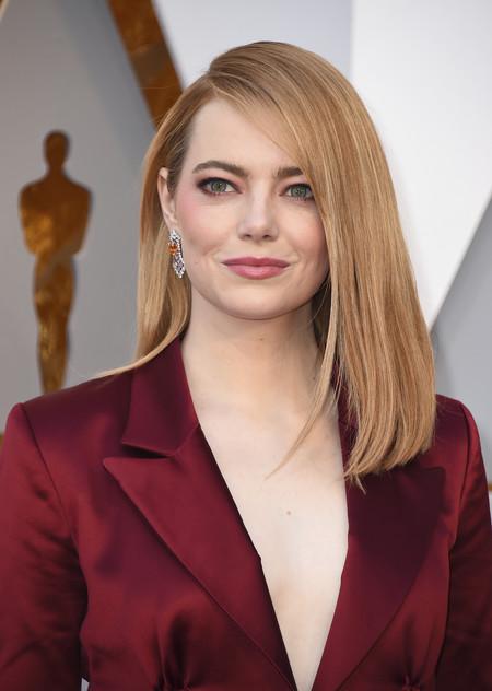 Oscars 2018 Emma Stone 2