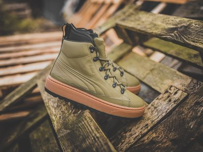 Del aire libre en invierno: Botas Evolution The Ren de Puma