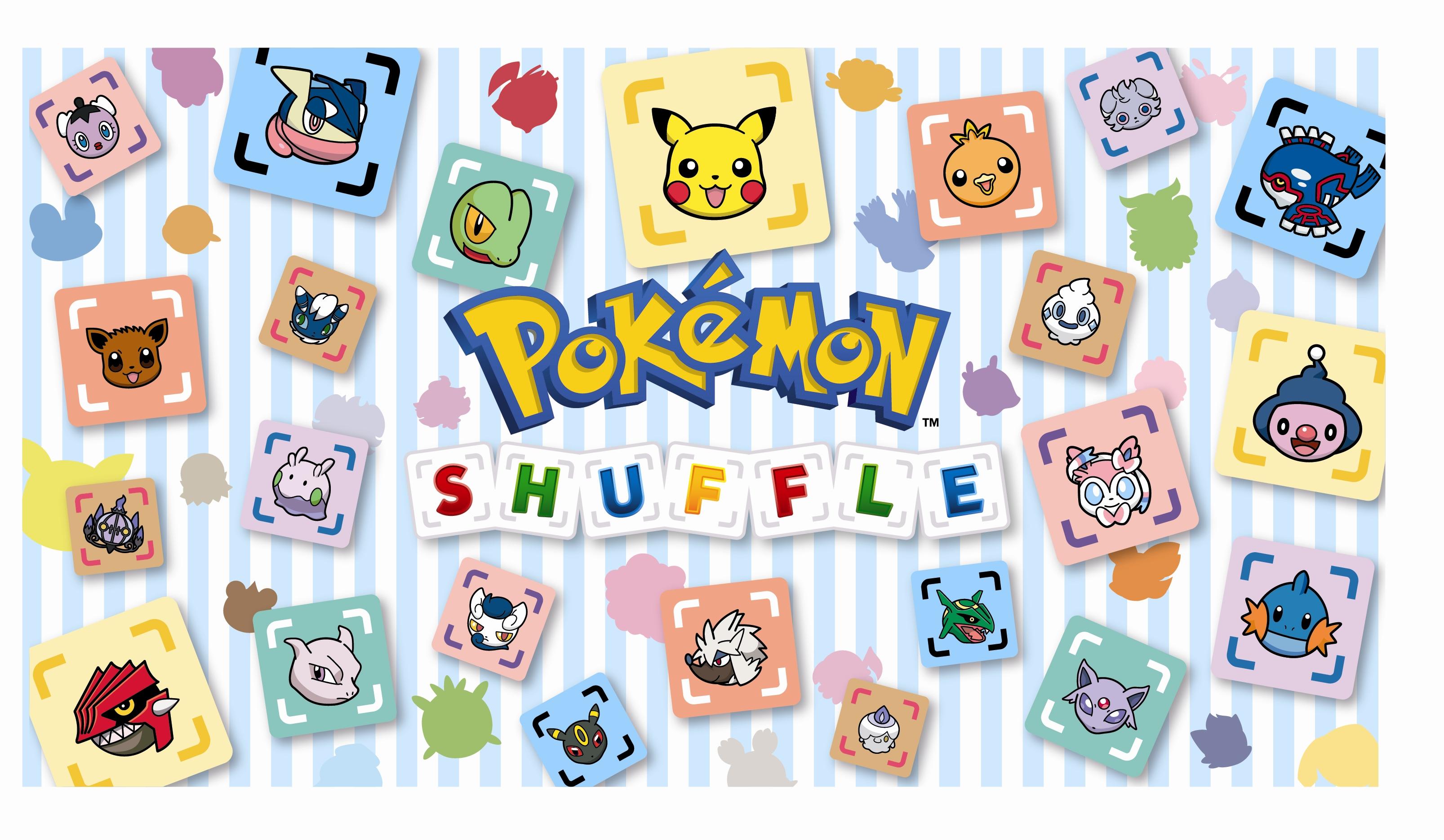 Pokémon <strong>shuffle</strong>