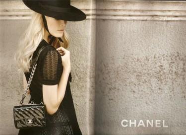 Chanel, campaña Primavera-Verano 2010: la vuelta de Claudia Schiffer