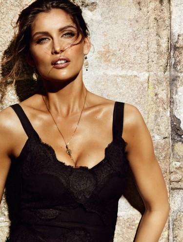 Mamma mía... Laetitia Casta conquista a la italiana a los Dolce Gabbana