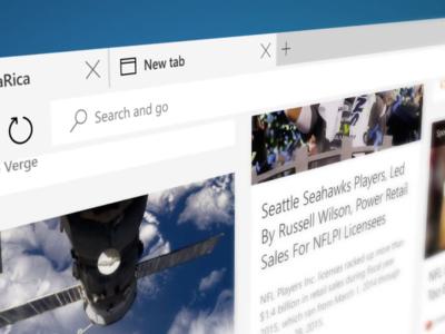Microsoft Edge cambia de táctica y ahora recibirá las actualizaciones desde la Tienda Windows